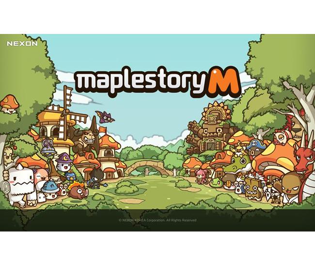 MapleStory M Grand Opening